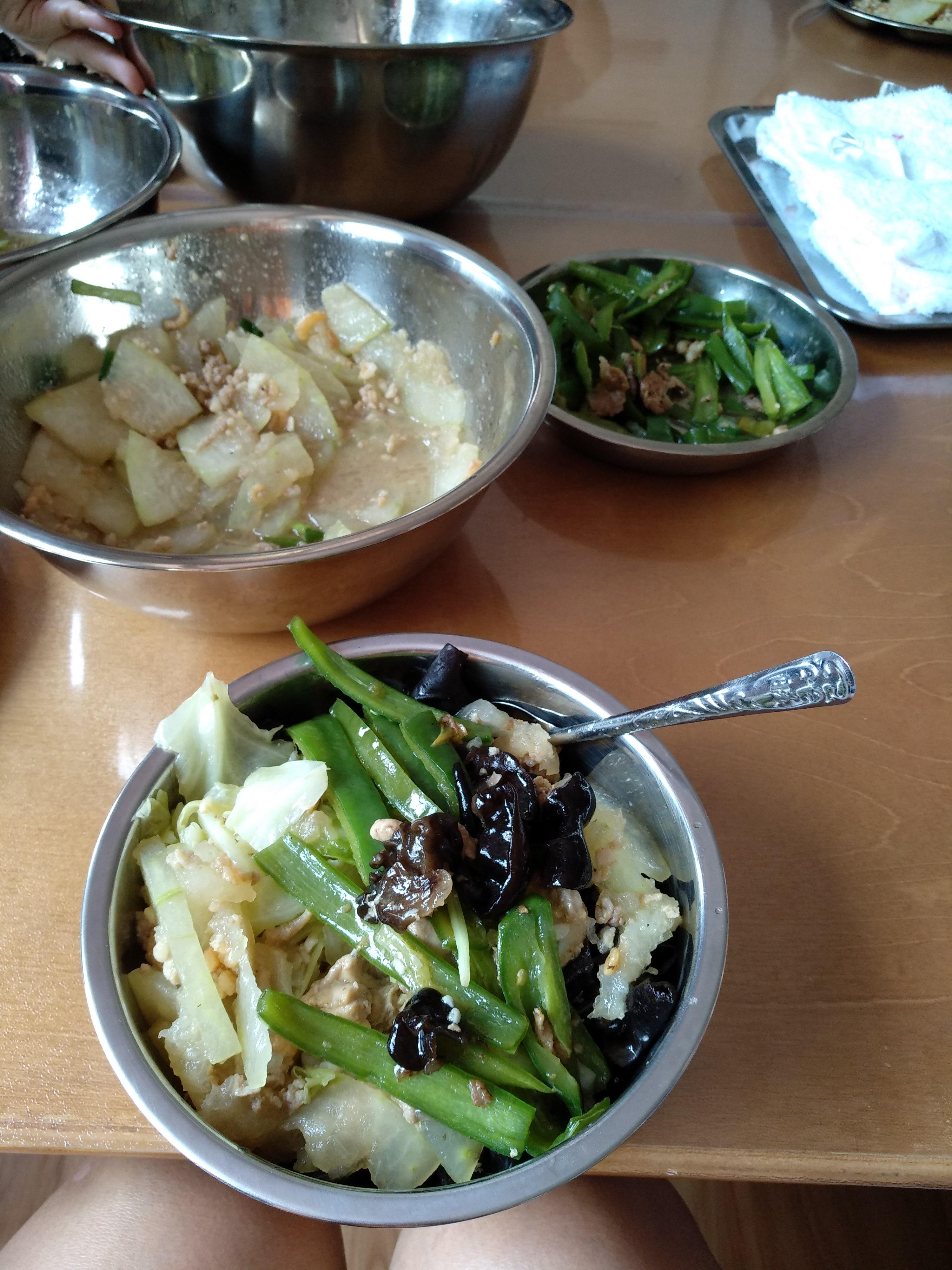 Finom ebéd.