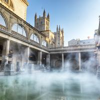 Bath: Római fürdő
