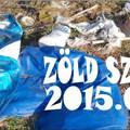 Zöld Szedres 2015! környezetvédelmi akció