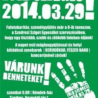 ZÖLD SZEDRES 2014 !