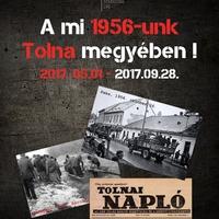 A mi 1956unk Tolna Megyében !
