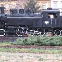A 375-ös Univerzális gőzmozdony - Szeged