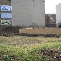 Téli ásatás Szegeden