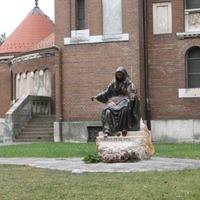 A Magyar Piéte - Új szobor Szegeden