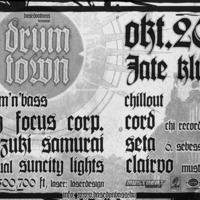 BasedonBass presents: DRUMTOWN - Program péntekre