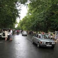 Oldtimer találkozó Szegeden