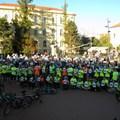 Két és fél ezer ember vonult bringával a városban