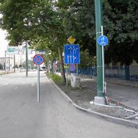 Biciklisalázás a magyar Amszterdamban EU-s forrásból
