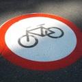 Megtiltották a biciklizést a Dugonics tér környékén???