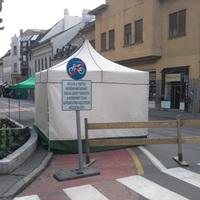Útinform: forgalmi változások Szeged napja miatt