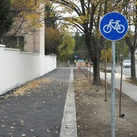 85 méter statisztikai ámokfutás kerékpárosoknak