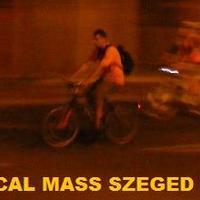Critical Mass - biciklis vonulás a Föld napján