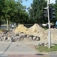Rókusi krt: Mostohán kezelt kerékpárosok