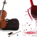 Komolyzene, vagy finom borok? Vagy mindkettő?