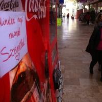 Kedves üzenetek lepték el Szegedet is