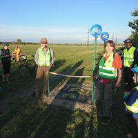 Magyarországon épült meg a világ legrövidebb kerékpárútja – Sajnos nem véletlenül