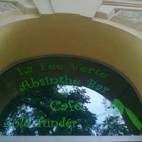 La Fée Verte - Zöld Tündér Absinthe bar