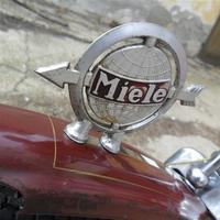 Miele német női kerékpár az ötvenes évek elejéről