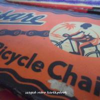 Régi kerékpárláncok