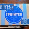 Sprinter 70 francia agyak Duralumin Forge