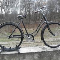 Veterán női kerékpár felújitva 28'' 1930/40-es évekből - Eladó