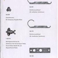 F&S szerszámok - Torpedo Werkzeuge