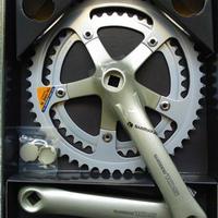 Shimano 105 Biopace 1990 - 2 db extra 52-es lánckerék