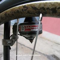 Veterán kerékpár - WM