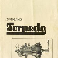 Zweigang/Doppeltorpedo