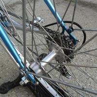 Női kerékpár - szerviz