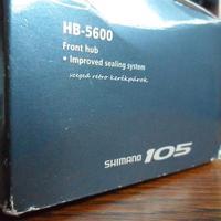Shimano 105 első agy