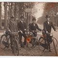 Holland kerékpárok javitása - agyváltó javitása