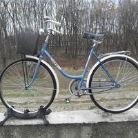 Csepel City 26''-os női kerékpár 1986
