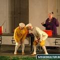 Mágnás Miska operettkomédia a Dóm téren