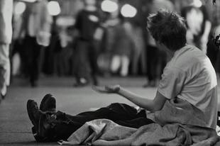 Majdnem hajléktalan lettem