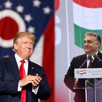 Helló Donald, Viktor vagyok, ugye ez egy csodálatos barátság kezdete!