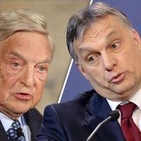 A magyar kormány szerint minden ellenséges lövészárokból Soros György feje kandikál ki