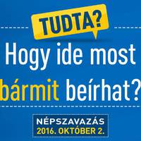 Ezek voltak a népszavazási kampány legjobb plakátjai