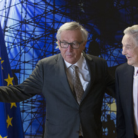 Soros György hozzon magával egy Junckert!