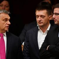Robotokká alakított kormánypárti politikusok viszik a Fidesz választási kampányát