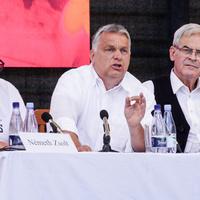 Orbán ezúttal önigazoló beszéddel igyekezett megnyugtatni a sajátjait