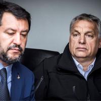 Ha Orbán nem akar Salvini kifutófiúja lenni, jobban teszi, ha kibékül az Európai Néppárttal