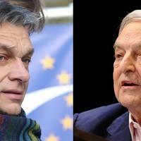 Orbán Viktor azt szeretné, ha közte és Soros György közül kéne választania a magyaroknak