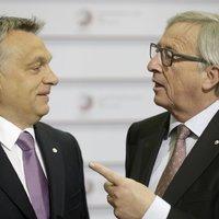 Nagy bajba kerülhet az Európai Néppárt a Fidesz hazárdjátéka miatt