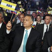 Orbán azt csinálta Szlovéniával, mint amit szerinte Soros tett Magyarországgal
