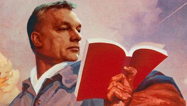 Egy könyv, amit kissé későn vett a kezébe Orbán Viktor