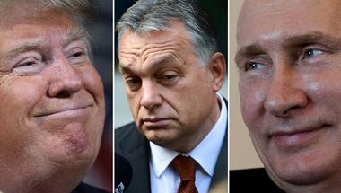 Sikeres lehet-e a Putyin-Orbán-Trump trojka együttműködése?