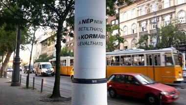 Saját fegyverével győzhetik le a Fideszt az utcán