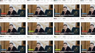 Magyarországon azért vannak a törvények, hogy a kormányfő gúnyt űzzön belőlük