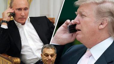 Azért kellett a Soros-terv, mert létezik egy Trump-Putyin-Orbán-terv?